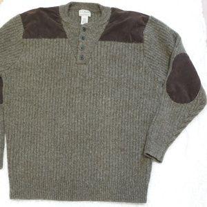 Vintage LL Bean Wool Sweater